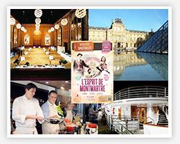 Agence réceptive à Paris - DMC - Receptif - Organisation d'evenements
