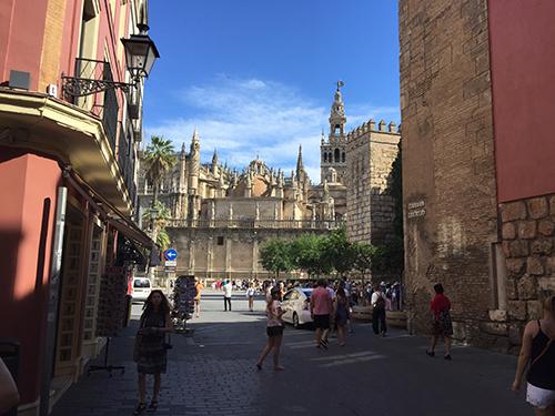 Organisation de voyage incentive en Andalousie