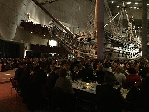 Organisation Assemblée Générale à Stockholm
