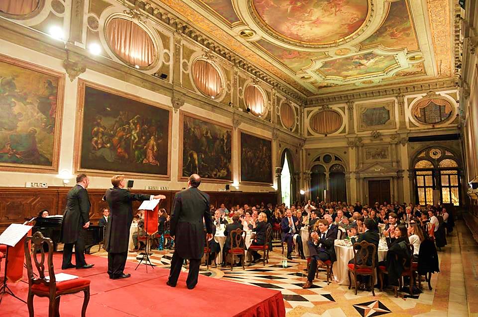 Organisation seminaire congres soiree de gala inauguration Paris