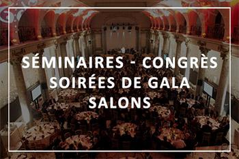 Invictus Corporate Events Paris - Organisation seminaire congres soiree de gala inauguration Paris